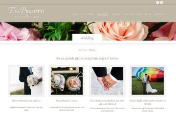 Eva Presutti - Wedding Planner - 01