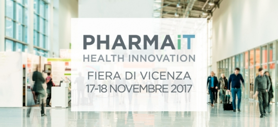 Rif Raf a PharmaIt 2017