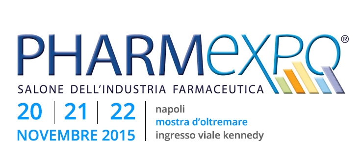 Pharmexpo 2015: i quotidiani parlano dell'evento.